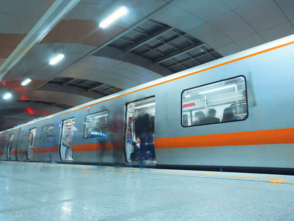 Ul Certified Smoke And Fire Curtains For Metro Stations