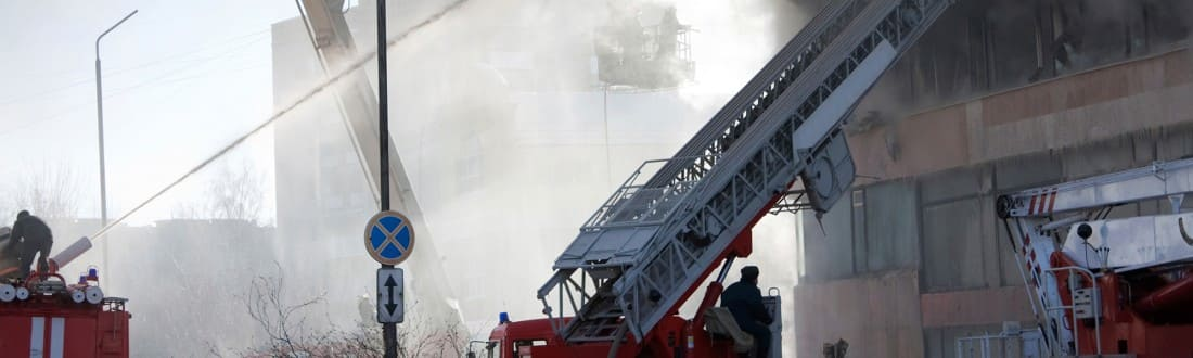Fire Engineers Work With Us Smoke And Fire